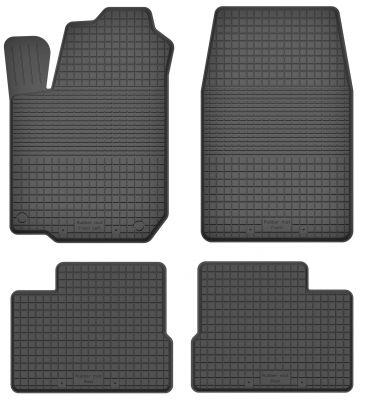 Motohobby bezzapachowe gumowe dywaniki samochodowe Infiniti G od 2007-2013r. (U/A-10)