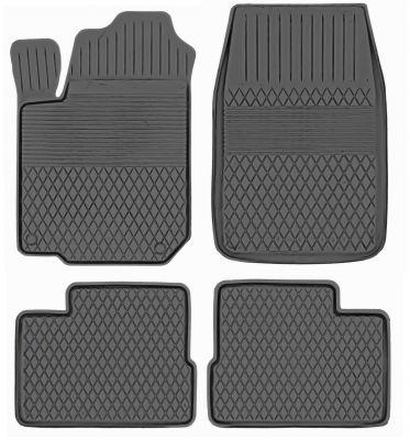 KORYTKA Gumowe dywaniki samochodowe Infiniti G   od 2007-2013r. (U/A-10)