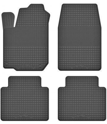Motohobby bezzapachowe gumowe dywaniki samochodowe Mitsubishi Outlander od 2001-2007r. (U/A-3)