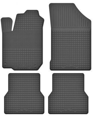 Motohobby bezzapachowe gumowe dywaniki samochodowe Citroen C4 Picasso od 2006-2013r. (U/C-1)