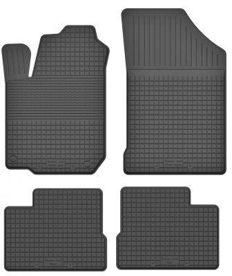 Motohobby bezzapachowe gumowe dywaniki samochodowe Citroen Berlingo 5os od 2008r. (U/C-10)