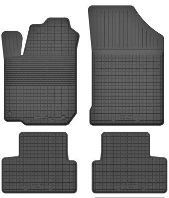 Motohobby bezzapachowe gumowe dywaniki samochodowe Chevrolet Aveo od 2011r. (U/C-15)