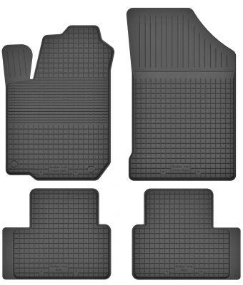 Motohobby bezzapachowe gumowe dywaniki samochodowe Citroen C2 od 2003-2009r. (U/C-16)