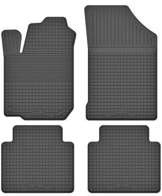 Motohobby bezzapachowe gumowe dywaniki samochodowe Daewoo Leganza od 1997-2002r. (U/C-3)
