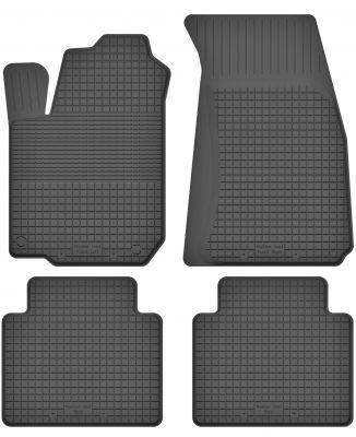 Motohobby bezzapachowe gumowe dywaniki samochodowe Mitsubishi Lancer od 2003-2007r. (U/P-3)