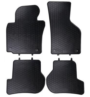 GEYER & HOSAJA  gumowe dywaniki samochodowe VW Golf VI od 2008-2013r.  805/4C