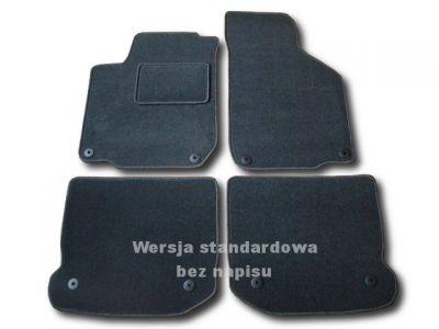 Dywaniki welurowe VW Bora do 2005r. ECONOMIC 01
