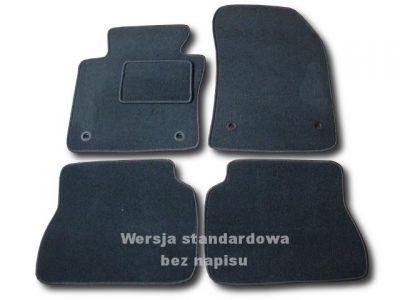 Dywaniki welurowe VW Caddy III 5-osobowe od 2004r. ECONOMIC 01