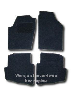 Dywaniki welurowe VW Fox od 2005r. ECONOMIC 01