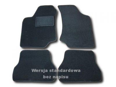 Dywaniki welurowe VW Golf III od 1991-1999r. ECONOMIC 01