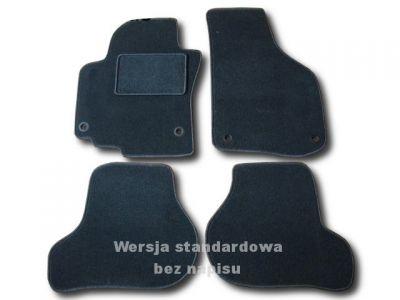 Dywaniki welurowe VW Golf V Plus ECONOMIC 01