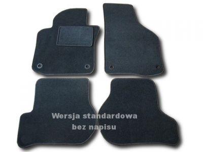 Dywaniki welurowe VW Jetta od 2005-2010r. ECONOMIC 01
