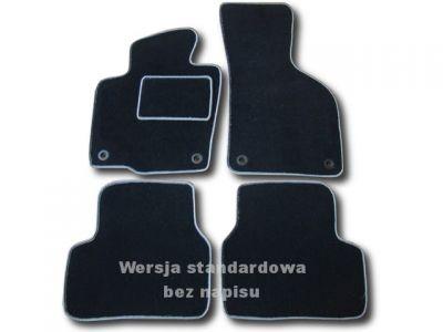 Dywaniki welurowe VW Passat B6 od 2005-2010r. ECONOMIC 01