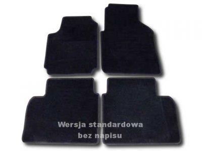 Dywaniki welurowe VW Pick-Up Amarok od 2010r. ECONOMIC 01
