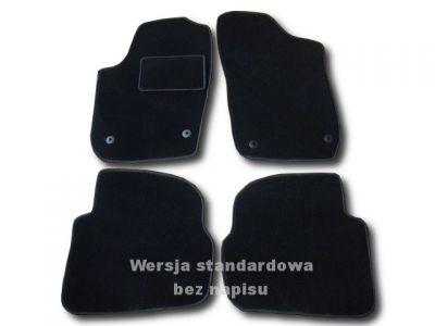 Dywaniki welurowe VW Polo IV od 2001-2007r. ECONOMIC 01