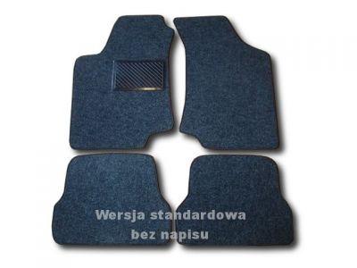 Dywaniki welurowe VW Vento ECONOMIC 01
