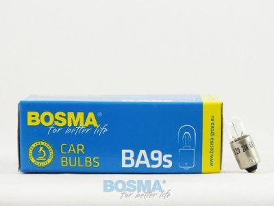 Żarówka Bosma 12V  BA9S T4W
