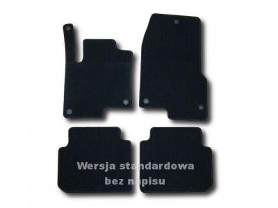 Dywaniki welurowe Smart Forfour od 2004-2007r. LUX 9000