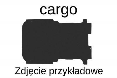 CARGO dywanik mata do części ładunkowej bagażnka Ford Transit Custom krótki L1 od 2013r Nr. 100459