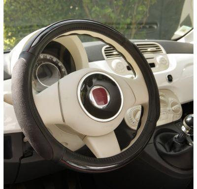 Nakładka PVC pokrowiec kierownica Platinum średnica 36,5-38cm