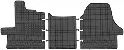 FROGUM gumowe dywaniki samochodowe Citroen Jumper I od 2006r. D0095A