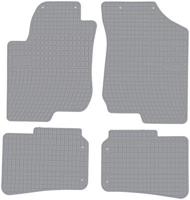 FROGUM popielate gumowe dywaniki samochodowe Hyundai i30 od 2007-2012r. GR0423
