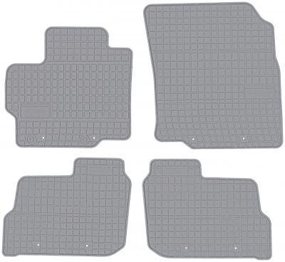 FROGUM popielate gumowe dywaniki samochodowe Mitsubishi Space Star Mirage od 2014r. GR0486