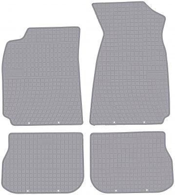 FROGUM popielate gumowe dywaniki samochodowe Audi A4 B5 od 1994-2001r. GR0721