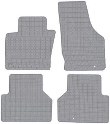 FROGUM popielate gumowe dywaniki samochodowe Audi Q3 od 2011r. GR0733