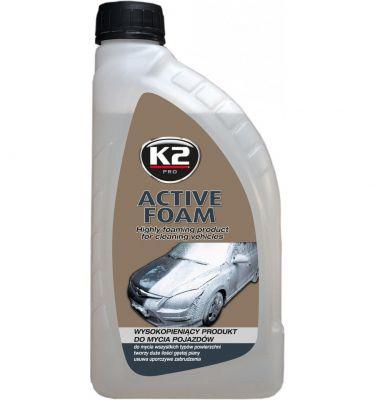 K2 Aktywna piana w płynie active foam 1 KG