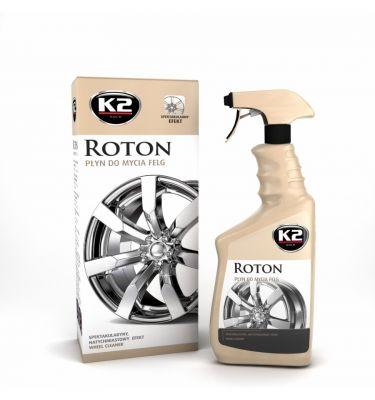 K2 ROTON 700 ML- Płyn do mycia felg  wysoce efektywny G167