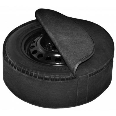 Uniwersalny pokrowiec na koło samochodowe - rozmiar A - koło dojazdowe