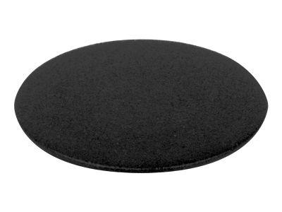 RENAULT / NISSAN - okrągłe stopery blokujące dywaniki w samochodzie fixatory - górna / dolna część
