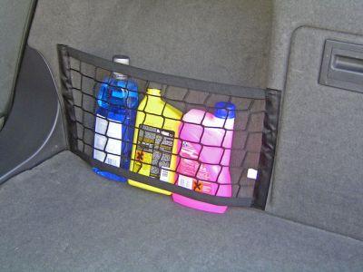 Siatka płotek rzepowy do bagażnika - 18 x 45